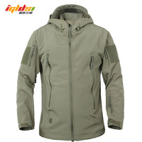 Jacket V5 0 Military Tactical Men Jacket Lurker Shark Skin Soft Shell Waterproof Windproof Men Windbreaker