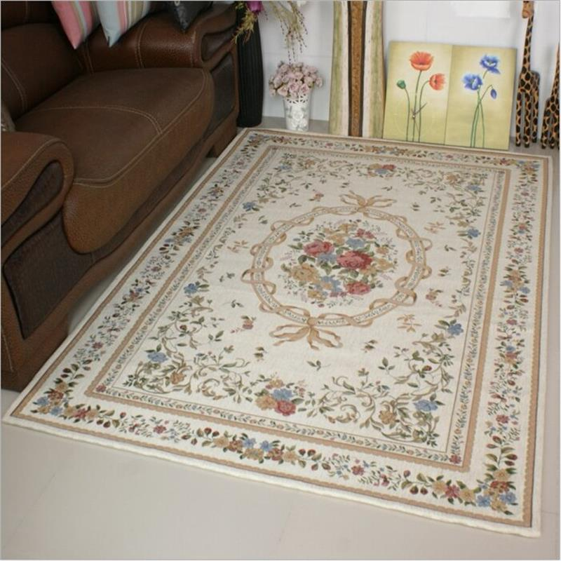 Pastoral Village Carpets For Living Room Home Area Rugs