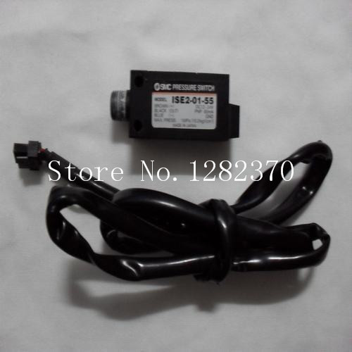 [SA] Original Japan imported special sales SMC pressure sensor ISE2-01-55 spot --2PCS/LOT  цены