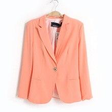 Spring Women Blazers Jackets Small Chiffon Suit Jacket MT