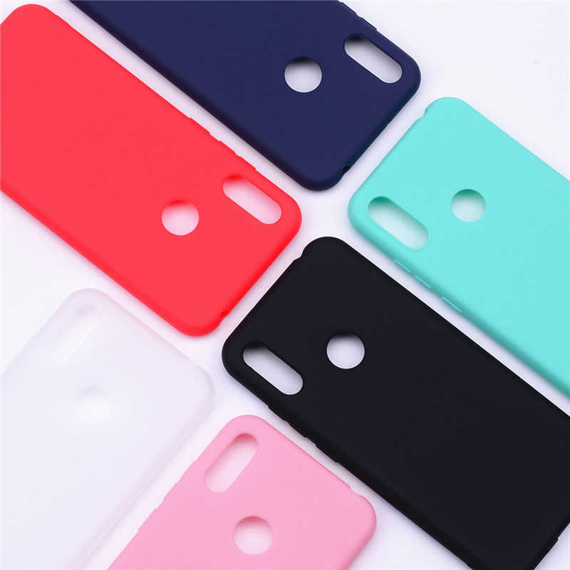 Honor 8A 8S Case For Huawei Honor 8A JAT-LX1 8 A Case Silicon TPU Cover Phone Case For Huawei Honor 8S KSE-LX9 8 S Silicone Case
