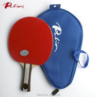 Palio Official Two Stars Finished Racket Pimples In For Both Rubber Fast Attack With Loop Ping