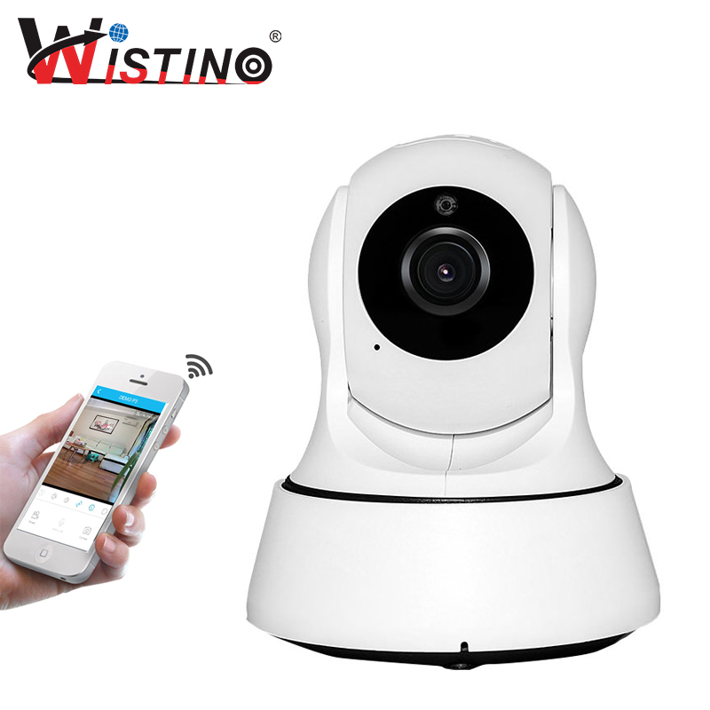 Wistino 720P HD Wifi IP Camera Wireless Smart Home Security Onvif P2P Surveillance With IR-Cut Night Vision PTZ Baby Monitor cheapest home smart ptz wireless ip camera ip camera wifi hd ir sd card 720p onvif p2p for android ios pc remote monitoring