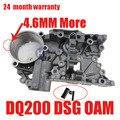 DQ200 DSG 0 более 4,6 мм 7-Скорость автоматическая коробка передач аккумулятор Корпус для Audi VW 0AM325066R 0AM325066AC 0AM325066C