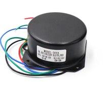 115 V 230 V 30w מלא מגן השקיה חותם טבעתי שנאי כפול AC15V 0 15V + יחיד 9V עם מגן מקרה אודיו שנאי