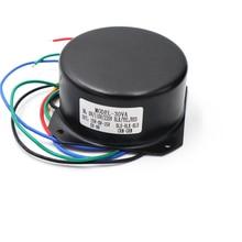 Transformador Toroidal de doble AC15V 0 15V + 9V con funda protectora, sello de riego de 115V 230V, 30w