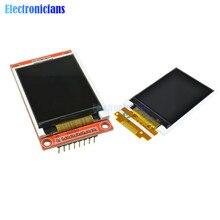 1,8 дюймовый TFT ЖК-модуль ЖК-экран SPI серийный 51 драйверы 4 IO драйвер TFT Разрешение 128*160 1,8 дюйма TFT Интерфейс 8PIN Micro SD