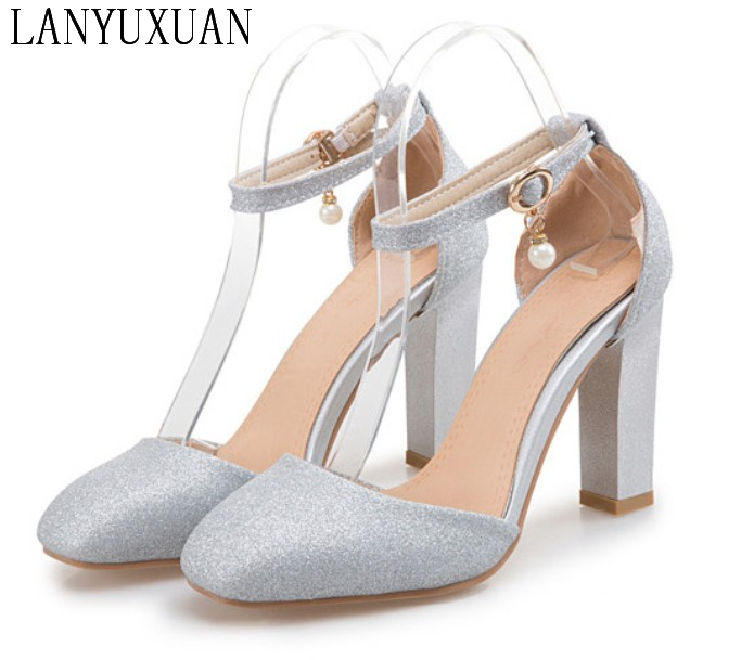 2017 New Summer Style Sandals Women Sweet fashion Big Size 31-45 Lady Shoes Super High Heel Women Pumps wedding Party shoes T710 2017 limited new gladiator sandals women sexy fashion big size 33 48 lady shoes super high heel women pumps shoes 431 5