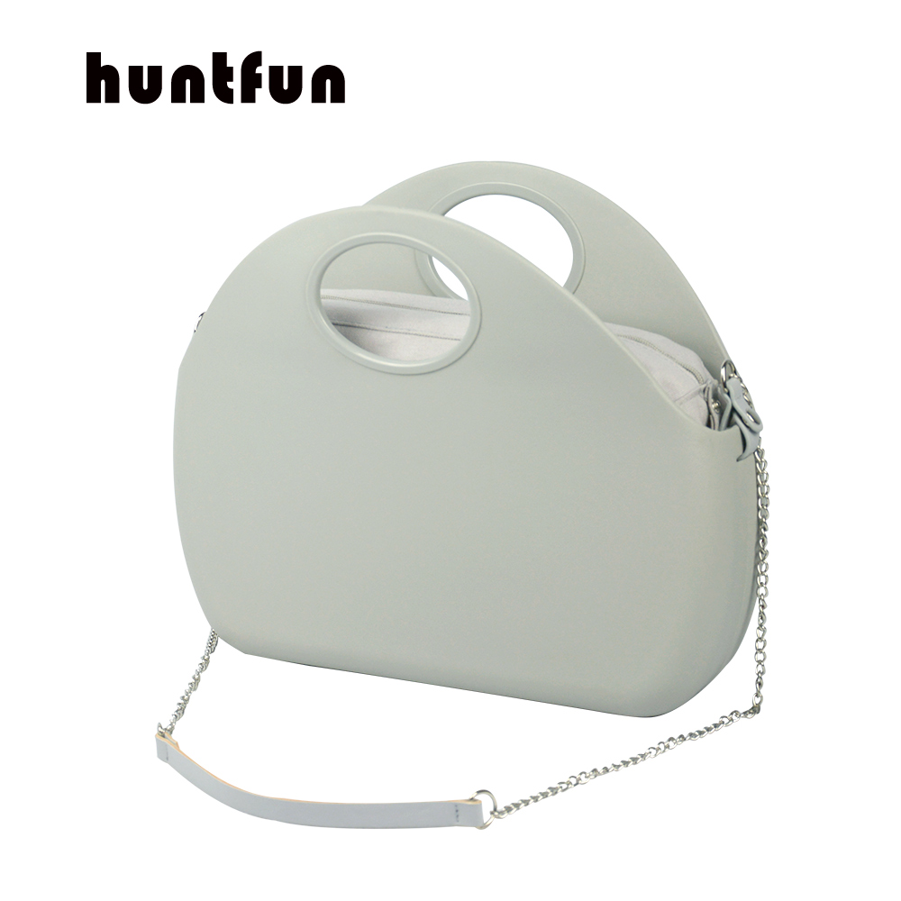 huntfun New Obag moon Body with waterproof inner pocket shoulder chain for Women s Bags O