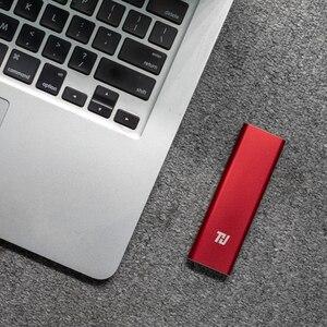 Image 3 - 128G Tragbare SSD Externe HDD Solid State Drive 64GB 128GB 256GB 512GB 1TB Tragbare SSD USB 3,0 400 MB/s für PC Laptop Notebook