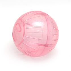 New pet toy colorful run about exercise ball clear hamster mouse rate toy 12cm plastic.jpg 250x250