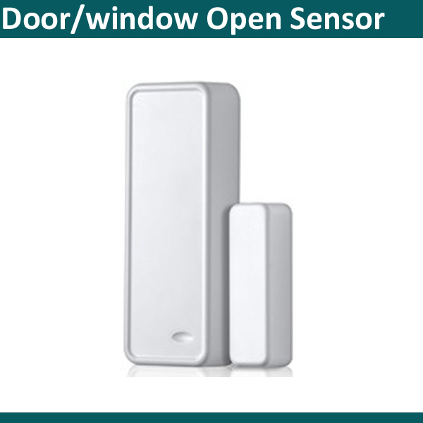 433mhz wireless window door open alarm sensor gap detector for G90B G90B plus