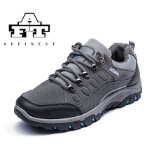 f9a920408849b AFFINEST Men Causual Shoes Breathable NonSlip Outdoor Walking Sneakers  Trekking Shoes For Men backpacking tenis(