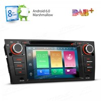 Two Din 7 Android 6 0 Octa Eight 8 Core Car DVD Player WMW 3 Series