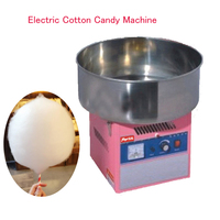 1pc Electric Cotton Candy Machine Commercial Use Cotton Floss Machine With English Instructions FY M3
