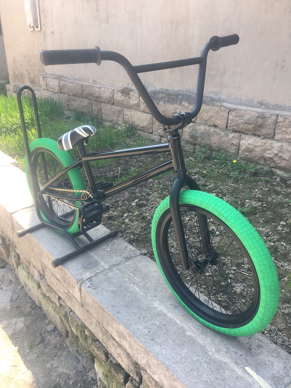 BMX diy bikes v2  20' full crmo full bearings for sale(China)
