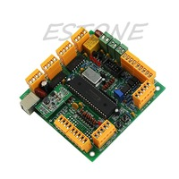 USBCNC 2.1 4 Axis USB CNC Controller Interface Board CNCUSB MK1