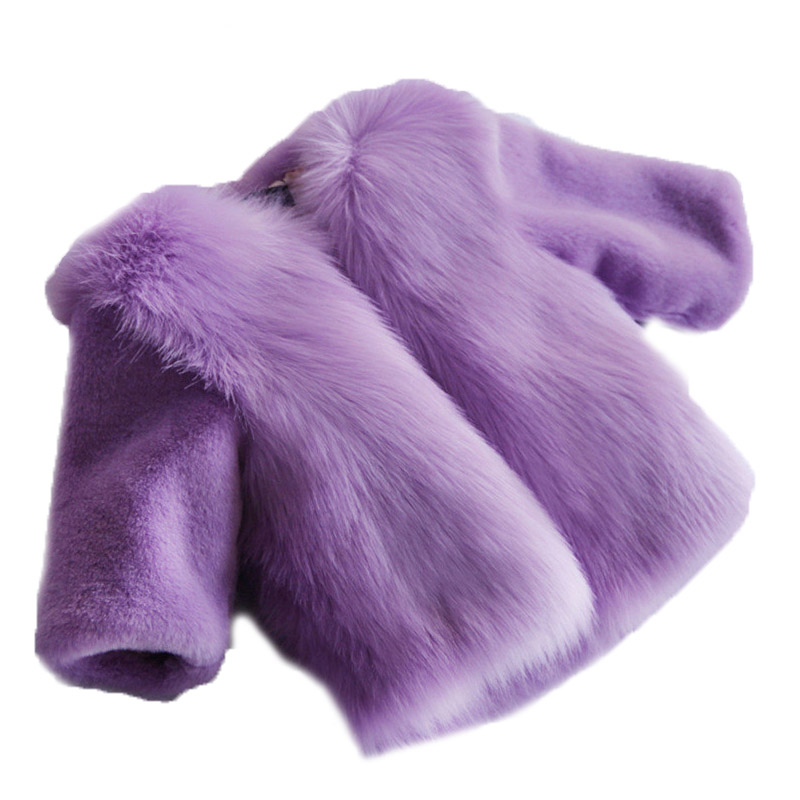 2017 baby girls clothes winter girls jackets and coats faux fur girl jackets thicken children outerwear warm girl faux fur coat 2017 new luxury faux fur coats fashion winter jacket for girls baby clothes parka elegant clothing little girl outerwear coat