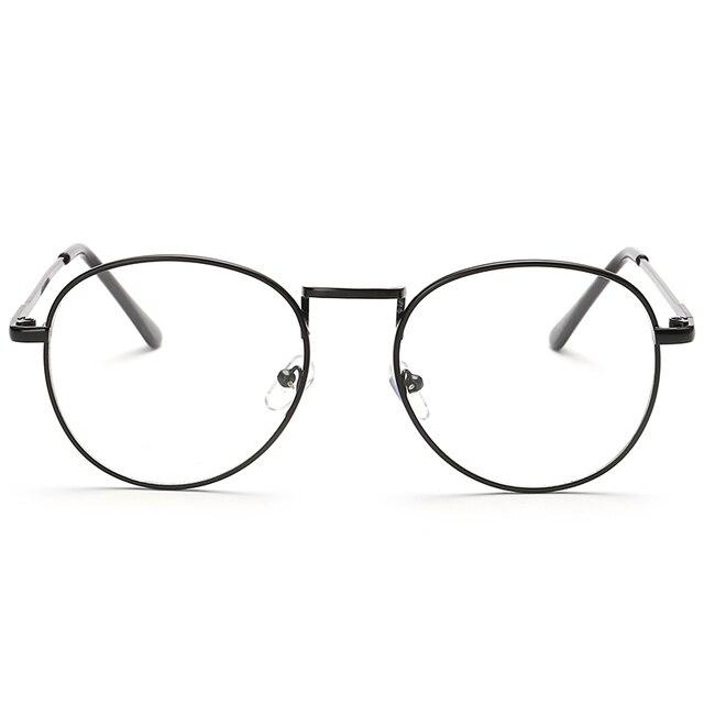 2c24110a5 لورا الجنية خمر نمط بلون النظارات والطالبات نظارات إطارات النظارات الطبية  للنساء الرجال
