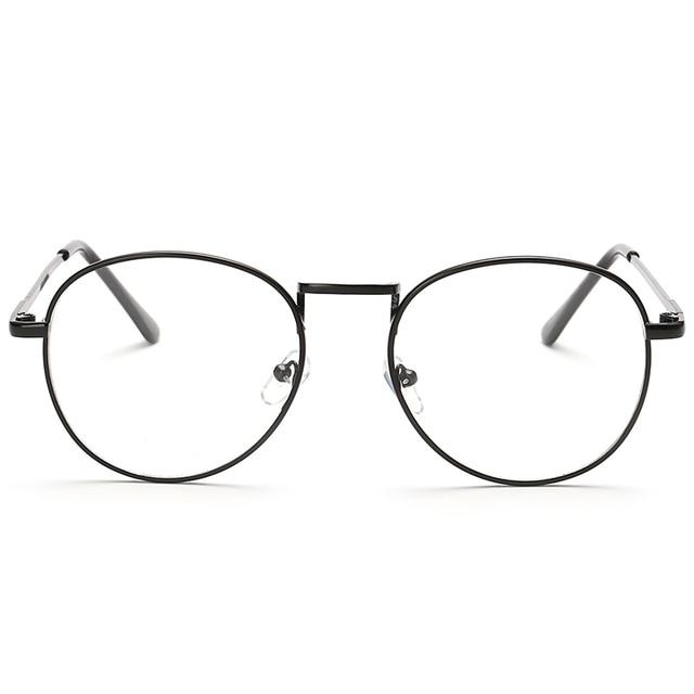 c64a3eac716 Laura Fairy Vintage Style Solid Color Spectacle Frame Female Male Eye  Glasses Frames Prescription Eyewear for Women Men