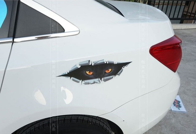 3d Auto Aufkleber Aufkleber Lustig Auto Aufkleber Audi Auto Voller