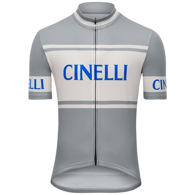 Pro Team Classic Retro Men Cycling Jersey Top Short Sleeve Summer Quick Dry  MTB Cycling Clothing Bike Jersey ropa ciclismo 6033a62c8
