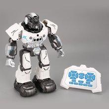 JJR/C JJRC R5 CADY WILI Smart RC Robot Intelligent Programing Education RC Robot Auto Follow Gesture Control Toys for children