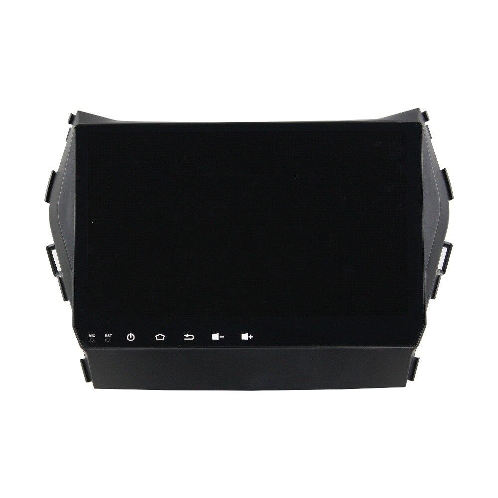 OTOJETA Android 8.0 voiture DVD octa Core 4 GB RAM 32 GB rom lecteur multimédia pour hyundai IX45 santa fe 2014 + gps stéréo tête unités