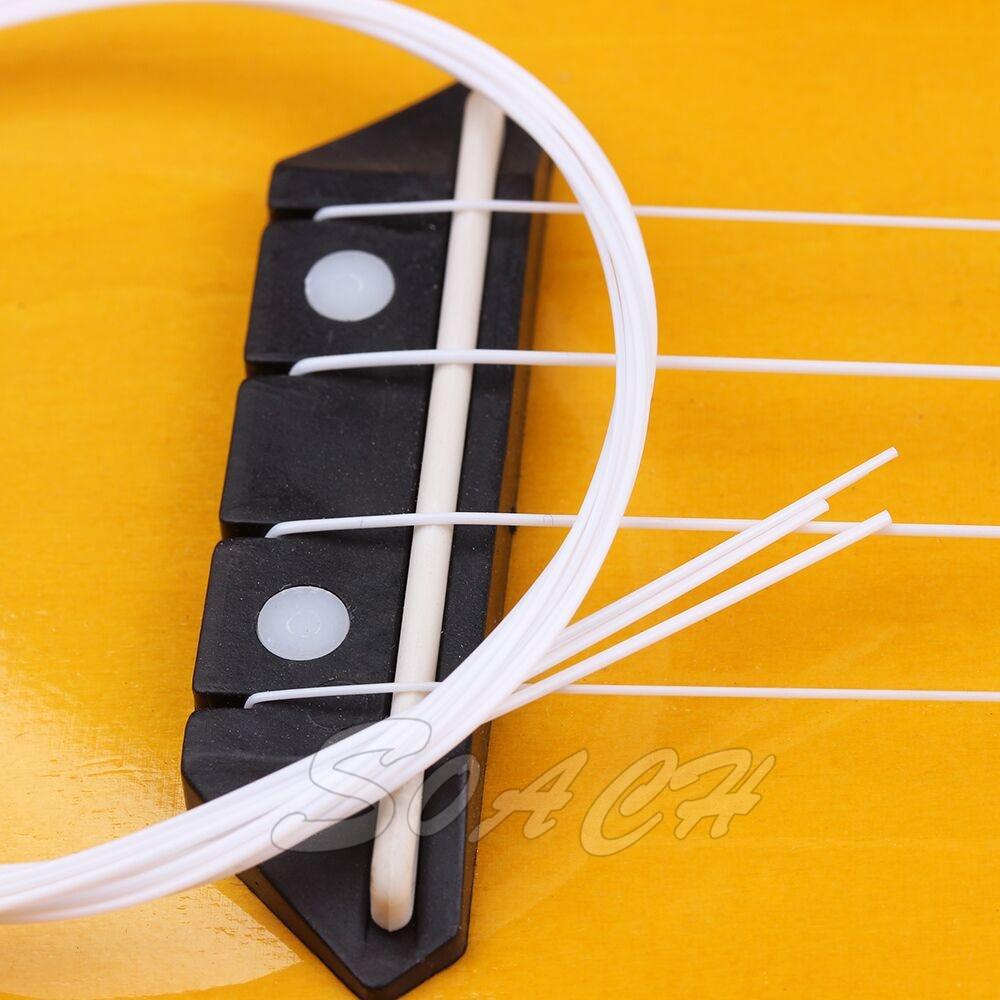 soach guitar nylon string wooden original hawaii ukulele 4 string instrument beginners use. Black Bedroom Furniture Sets. Home Design Ideas