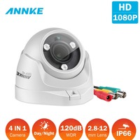ANNKE 1080P Wireless Security IP Camera WiFi Network Pan Tilt Zoom PTZ 1080P Full HD Surveillance