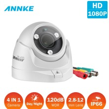 ANNKE HD 1080P Wireless Security IP Camera WiFi Network Pan Tilt Zoom 1080P indoor outdoor Surveillance CCTV home Baby Monitor
