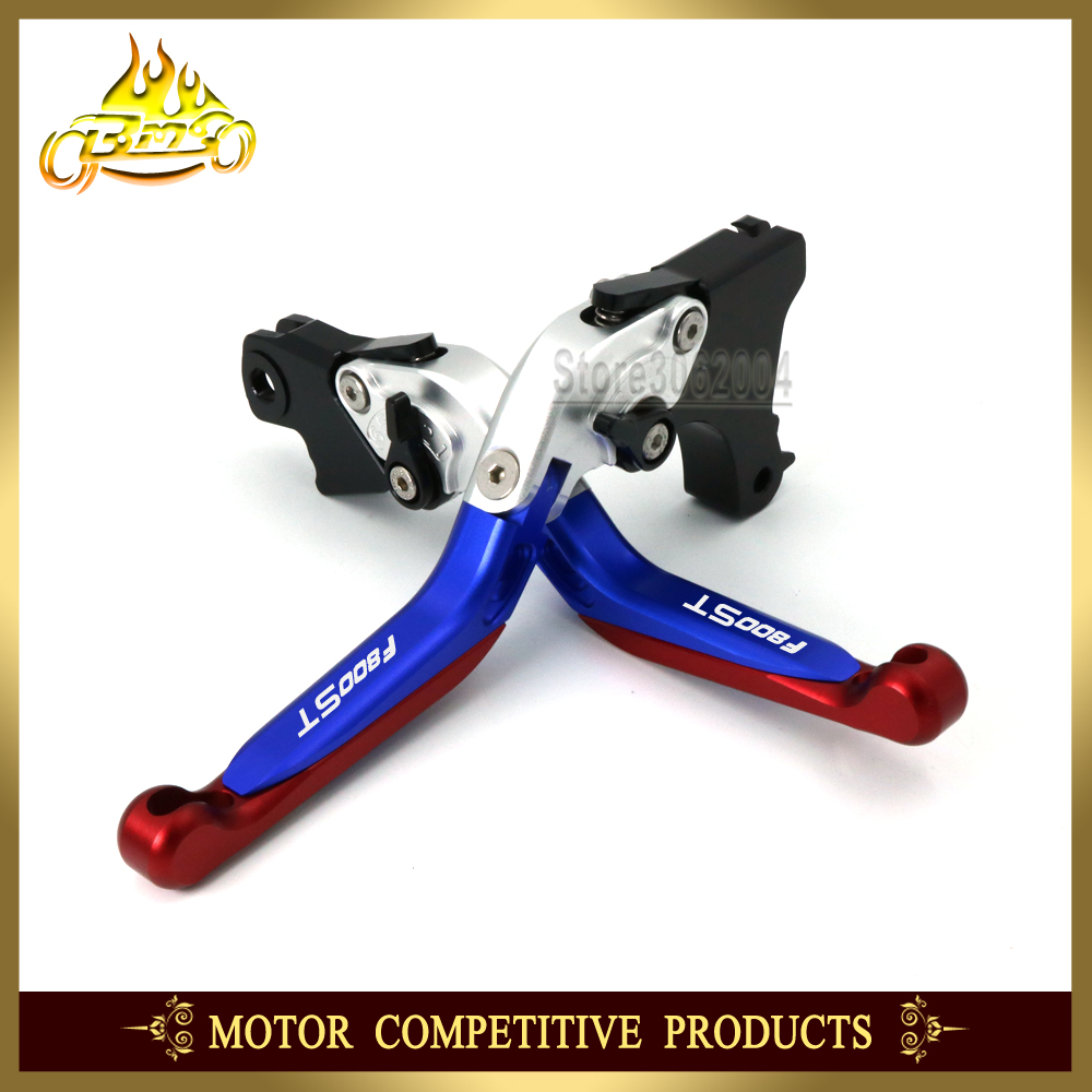 Folding Extendable Adjustable Motorcycle Brakes Clutch Levers For BMW F800ST F800 800ST 800 ST 2006 2013