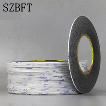 1MM Brand New 3M Sticker Double Side Adhesive Tape Fix For Cellphone Touch Screen LCD free shipping цены
