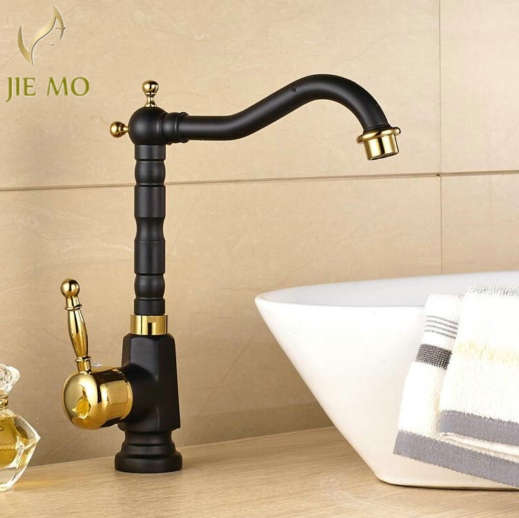 Free Shipping Wholesale And Retail Retro Black golden Bathroom ...