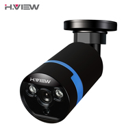H.View Surveillance Camera 1080P 2.0MP Outdoor CCTV Camera IR Security Camera for Analog Surveillance System with BNC Connector