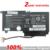 Genuine original bateria Do Portátil para Toshiba Satellite L500 L55t L50 S55 L50-A P50 P55 PA5107U-1BRS 14.4 V 43WH 2838 mah baterias