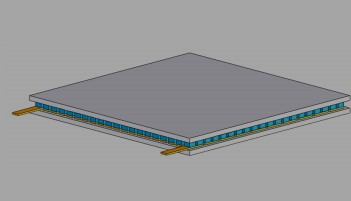 TGM-199-2.0-1.2, 62*62 power generation, 7V4.8A thermoelectric chip, temperature 260 degree thermoelectric moduleTGM-199-2.0-1.2, 62*62 power generation, 7V4.8A thermoelectric chip, temperature 260 degree thermoelectric module