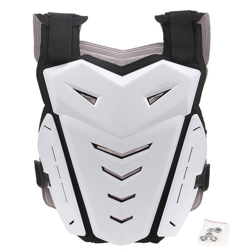 POSSBAY moto armures veste de protection professionnelle armure blanche Motocross hors route armure veste de course équipement pour Scoyco