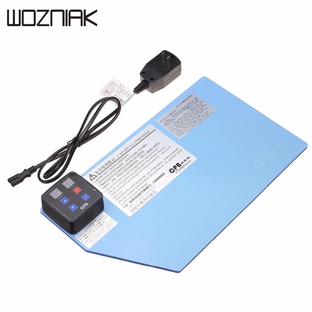 Wozniak Station de chauffage Pad LCD téléphone portable écran tactile séparateur plaque chauffante