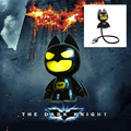 Mini LEVOU Batman Night Light Home Decor Lâmpada de Carga USB Lâmpada de Parede De Cabeceira Quarto Dos Miúdos Crianças Presente de Aniversário Criativo Nocturna Cintilante