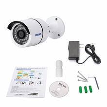 Escam Bolt QD410 IP Camera 4MP H2.65 Onvif P2P IR Outdoor Surveillance Bullet Camera Night Vision waterproof ip66 CCTV Camera