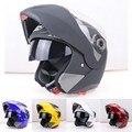 EE apoyo Motos de Motocross Casco de la Cara Llena Cascos de Seguridad Anti-vaho Lentes Dobles Motocicleta Casco XY01