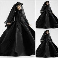 Sc-1222 Викторианский готический/Civil War Southern Belle свободное бальное платье на Хэллоуин винтажные платья на заказ