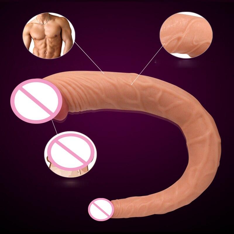 λεσβιακό σεξ με διπλό dildo