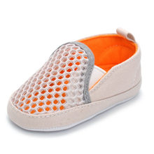 2018 New Brand Baby Shoes First Walkers Toddler Boys Girls Casual Sneakers Air Mesh Soft Sole Anti-slip Sport Shoes M8Y29#F(China)
