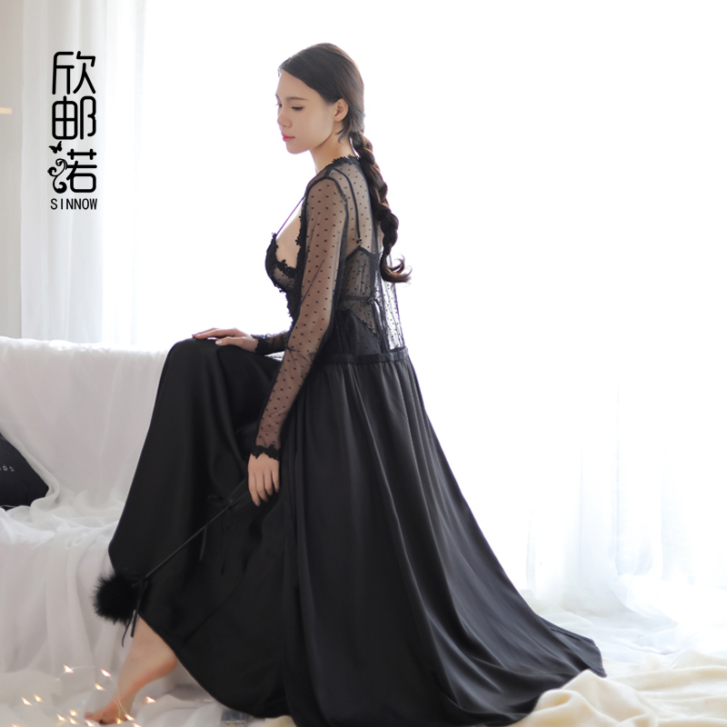Lace Dress New Palace Exquisite Beauty Nightdress