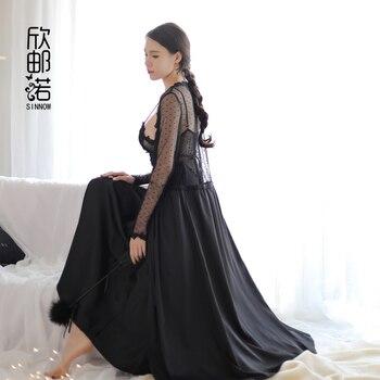 Lace Dress New Palace Exquisite Beauty Nightdress