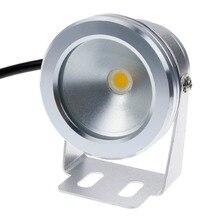 10W 12V led underwater fountain light flash waterproof light under wat