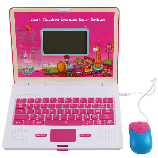 Multifunction Large Screen Smart Laptop Children Education learning Machine Improve cognitive skills For Kids Best Gift ...