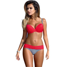 Sexy Bikinis Women SwimsuitLow Waisted Bathing Suits MT